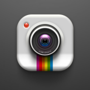 Download camera icon