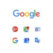 New Google Icons