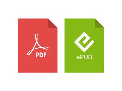 وکتور لوگو PDF و ePub